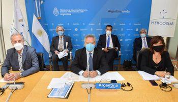 """Solá: """"El Mercosur es el instrumento más importante de acuerdo con el mundo"""""""