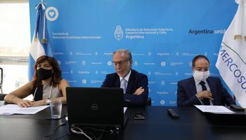 El gobierno argentino y Portugal analizan la firma y entrada en vigor del acuerdo Mercosur-UE