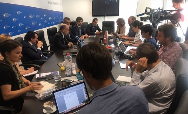 Rueda de prensa Mercosur - Unión Europea