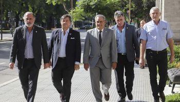 """La Mesa de Enlace le recordó a Fernández los 14 puntos presentados: """"Estamos a disposición para reunirnos"""""""