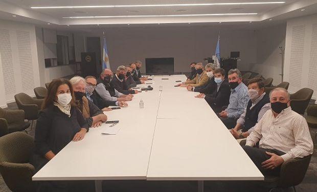 En plena crisis del Frente de Todos, la Mesa de Enlace se acerca al Consejo Agroindustrial Argentino