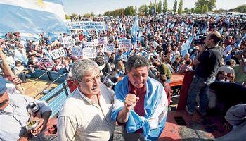 La Mesa de Enlace no asistirá al acto por los 10 años del inicio del conflicto por la 125