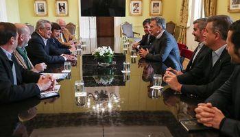 Mercosur-UE: la gira de la Mesa de Enlace que terminó en un encuentro con Macri