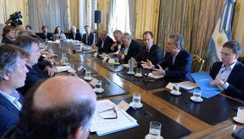 Macri encabezó la Mesa Foresto-Industrial: mirá los principales puntos del encuentro