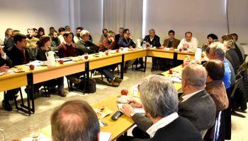 En Río Negro se realizó la segunda reunión de la Mesa Sectorial frutícola