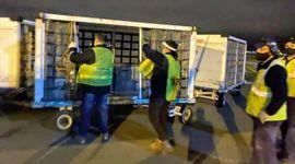 Covid: la ANMAT aclaró qué pasó con los 32 respiradores que Messi donó y están abandonados