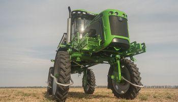 Metalfor lanza una nueva fertilizadora