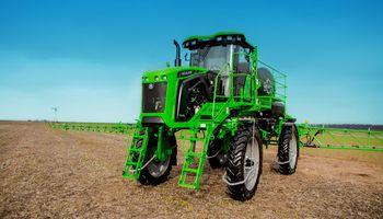En Aapresid, Metalfor destaca los avances tecnológicos que fueron incorporando las máquinas fertilizadoras