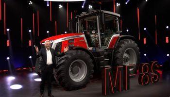 Massey Ferguson lanza una nueva serie de tractores dando comienzo a una nueva era