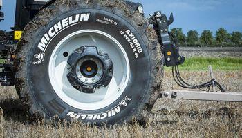 Michelin anuncia producción de neumáticos agrícolas en América del Sur