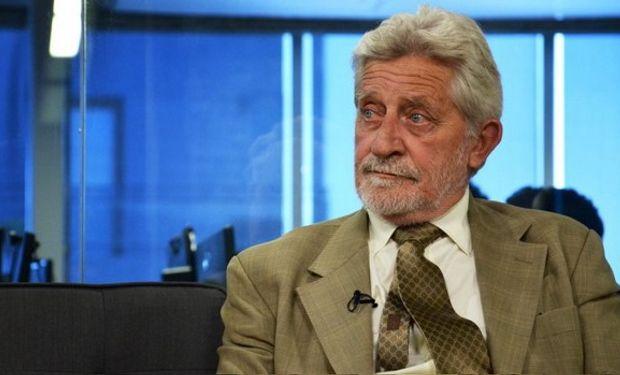 Miguel Schiaretti, presidente de la Cámara de la Industria de Carnes (CICCRA).