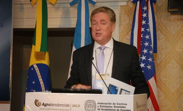Mike Dwyer (Foreign Agricultural Service, del Departamento de Agricultura de Estados Unidos –USDA-)