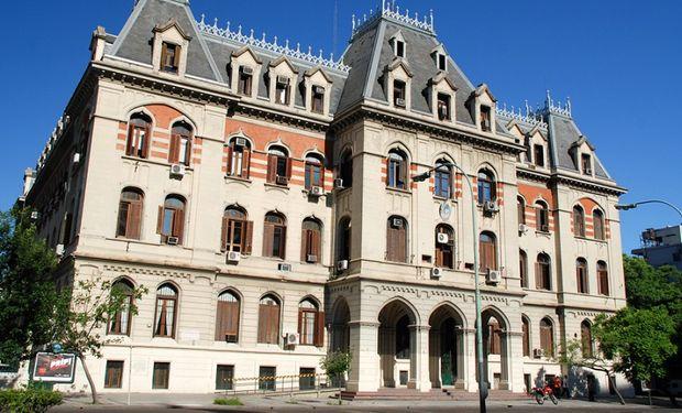 Edificio del ex Ministerio de Agroindustria.