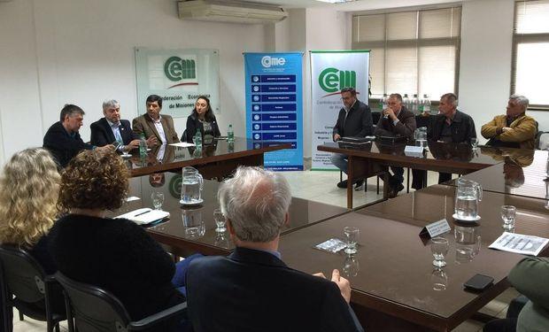 Las actividades estuvieron encabezadas por el secretario de Agregado de Valor, Néstor Roulet, y su subsecretaria de Alimentos y Bebidas, Mercedes Nimo.