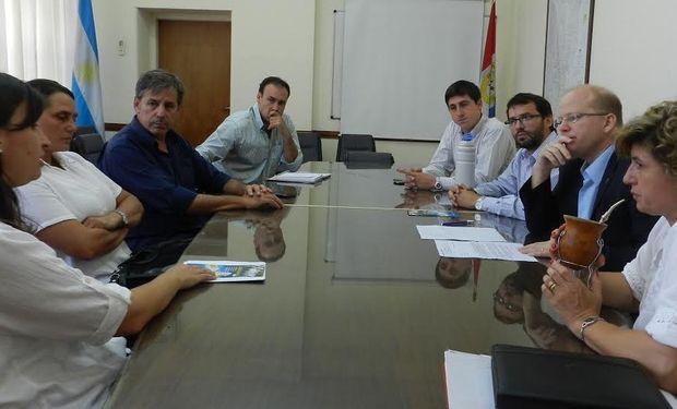 Desde el Ministerio de la Producción, y a pedido de los trabajadores, se viene brindando asistencia financiera y técnica.