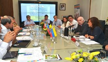 Encuentro de ministros de Agricultura