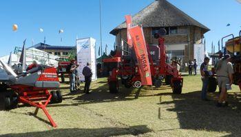 El Pabellón Argentino se destaca en Nampo y capta el interés de los productores africanos