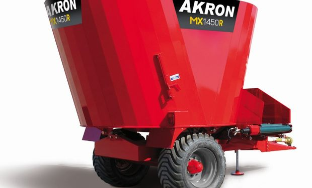 Mixer Vertical Akron MX1450R.