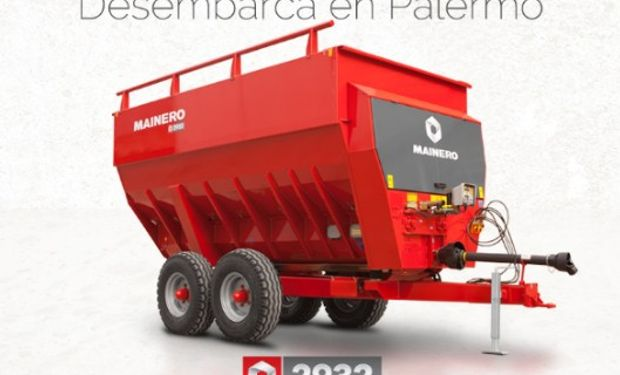 Mixer Mainero 2932.
