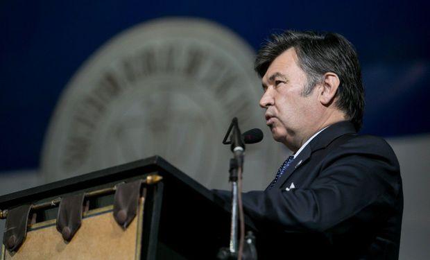 El presidente de la Sociedad Rural Argentina criticó la falta de diálogo que plantea el Gobierno con el campo.