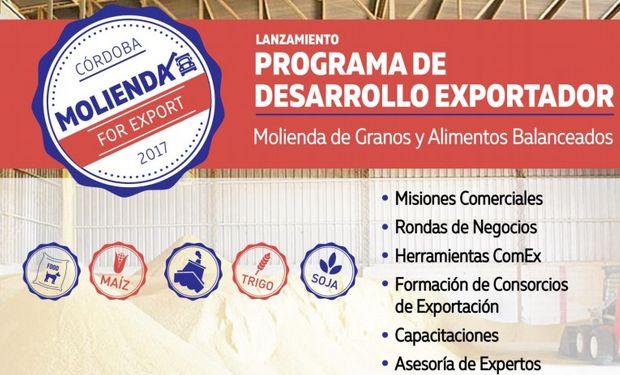Programa de desarrollo exportador.