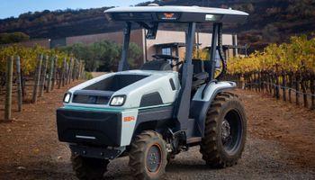 Se presentó en Estados Unidos el primer tractor smart, autónomo y 100 % eléctrico