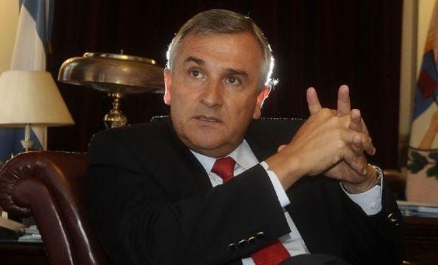 """Para Morales, hay que """"parar la baja de retenciones"""" a la soja """"mientras dure la crisis""""."""