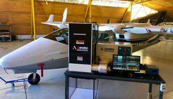 Aerotec: una tecnología que busca combatir la plaga del mediterráneo