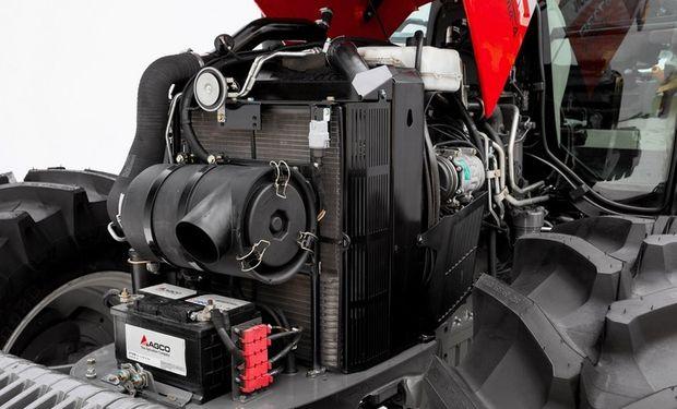 El motor trabaja bien en un rango estrecho de temperaturas.