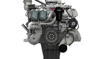 Presentan un nuevo motor de 20 litros