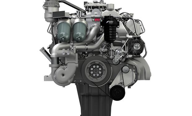 El nuevo motor V20