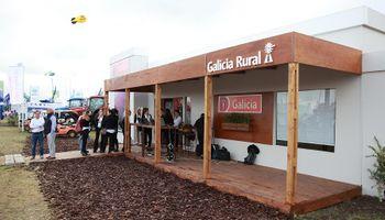 El Banco Galicia mantiene su apuesta por estar junto al campo