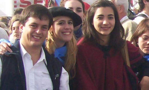Las presencia femenina en las manifestaciones del 2008.