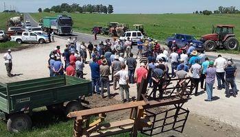 Entre Ríos: productores hacen un tractorazo y el Gobierno llamó al diálogo