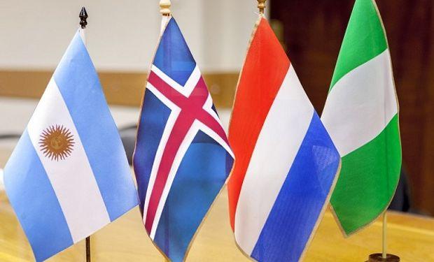 Argentina, Islandia, Croacia y Nigeria los integrantes del Grupo D, de la Copa del Mundo.