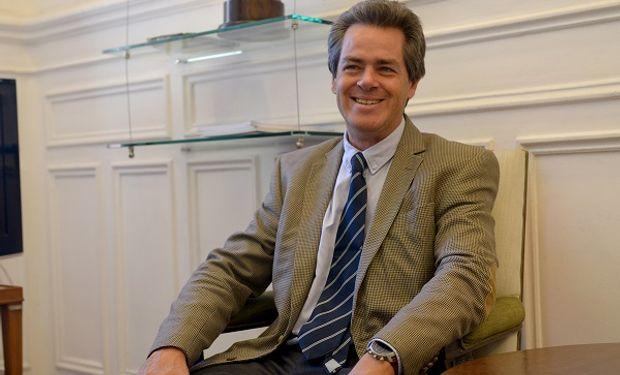 Andrés Murchison secretario de Alimentos y Bioeconomía,