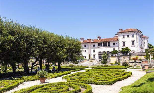 En la que fue la mansión del millonario James Deering se encontraron empresarios, fondos y emprendedores.