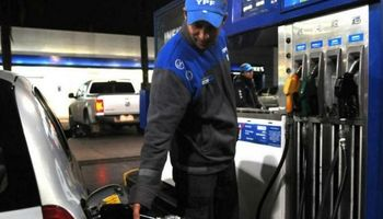 Abril comenzó con un incremento de los combustibles de 4,5%