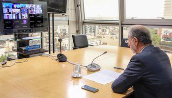 Jorge Neme señaló que Argentina debe jugar un papel clave en la provisión de alimentos en el mundo