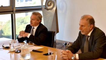 Neme adelantó cuándo podría comenzar formalmente el acuerdo Unión Europea-Mercosur