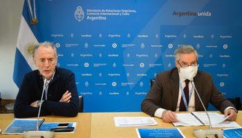 """Neme: """"La Argentina y la soja no es como Arabia Saudita y el petróleo"""""""