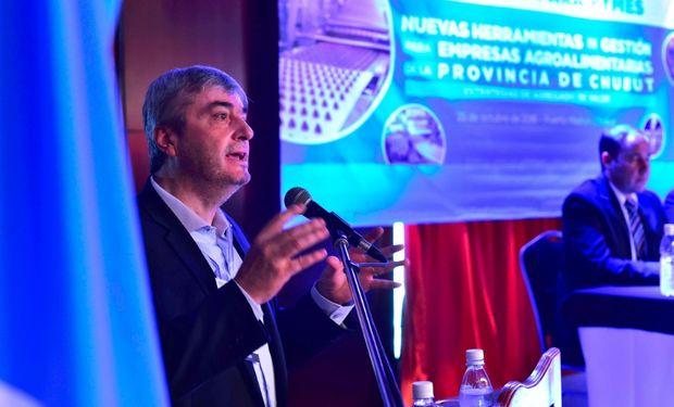 Secretario de Agregado de Valor del Ministerio de Agroindustria de la Nación, Néstor Roulet.