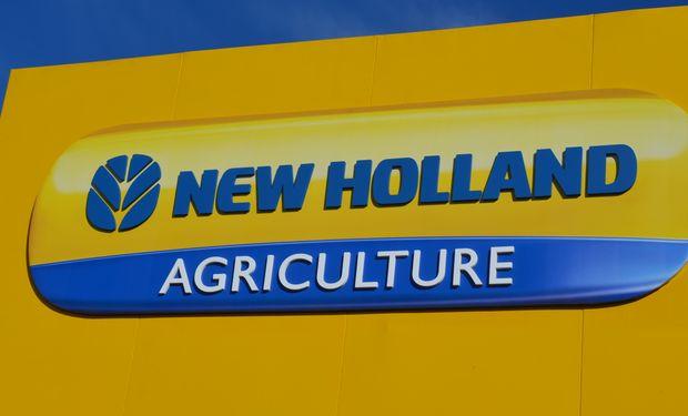 New Holland dice presente en La Rural
