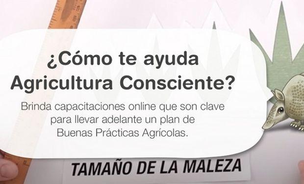 La 21va. Capacitación de agriculturaconsciente.com, y primera de 2015, ya está online y es protagonizada por el Ing. Agr. Ramiro Cid.