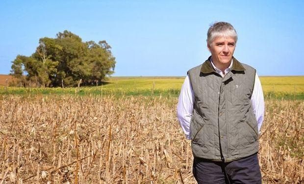 Con respecto a la reposición de nutrientes, el productor explica que analiza la evolución de cada lote y con fertilizaciones de reposición busca mantener los contenidos de nutrientes de los suelos.