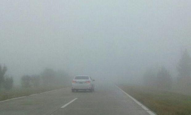 Por qué es tan amplio el sector alcanzado por nieblas y neblinas