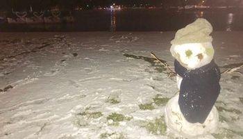 Nieve en Brasil: las imágenes de una ola polar histórica