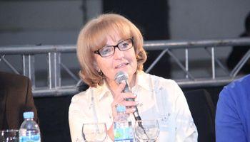Norma Bessone, una de las primeras mujeres en presidir una entidad del campo