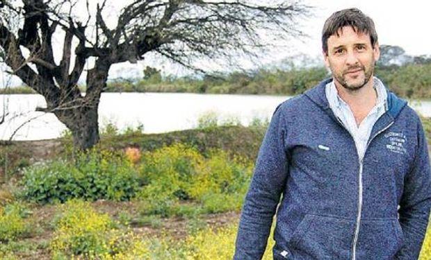 Ezequiel Bedoya, administrador de campos y titular de PROGRANO.