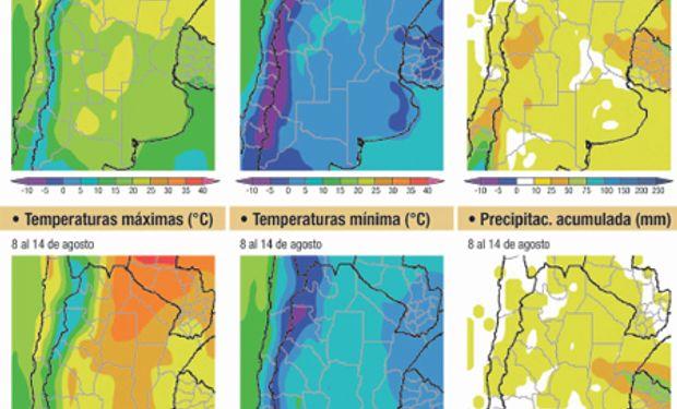 Vientos elevarán la temperatura en zonas norte y centro